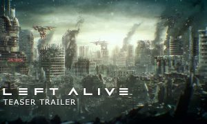 Left Alive Version Full Game Free Download