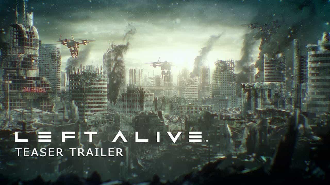 Left Alive Version Full Game Free Download