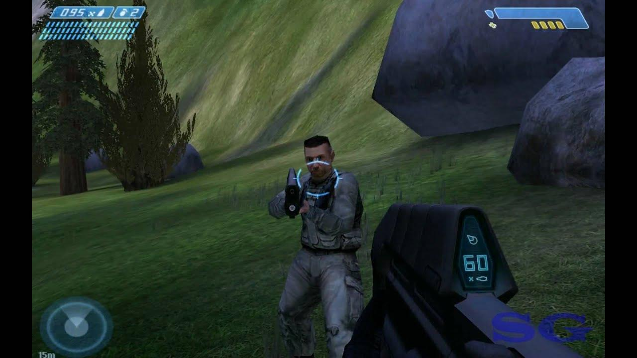 Halo Combat Evolved PC Version Game Free Download