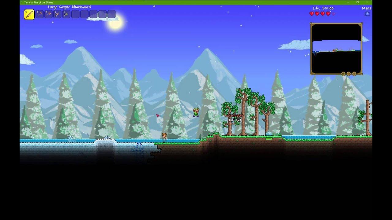 Terraria 1.3.5.3 Mobile Game Download