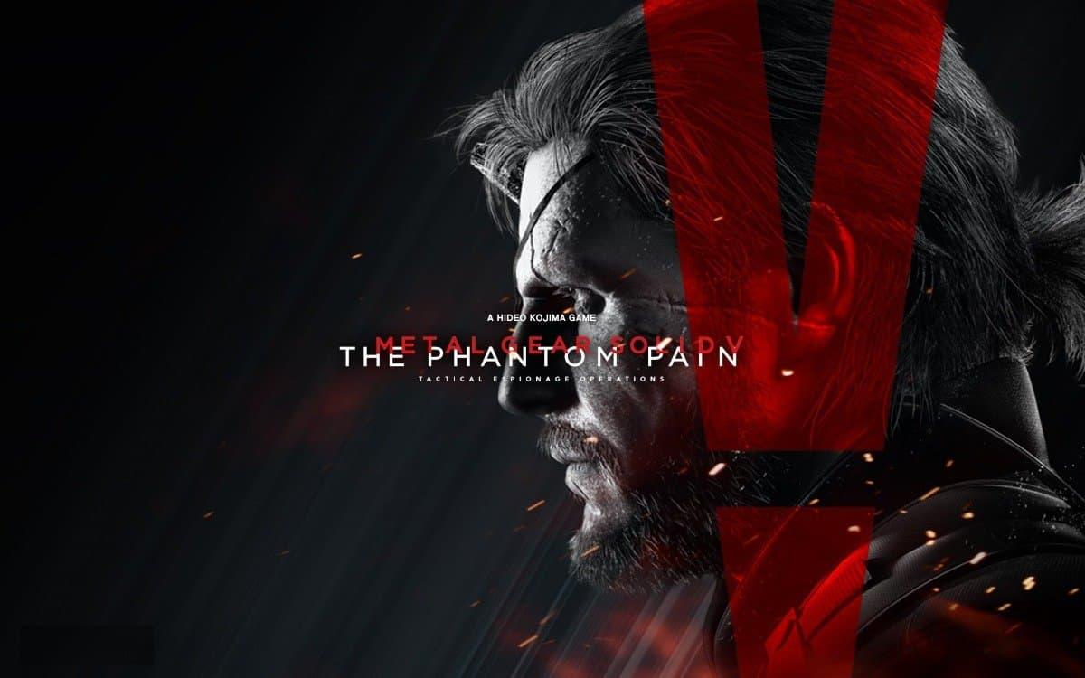 Metal Gear Solid V: The Phantom Pain PC Latest Version Game Free Download