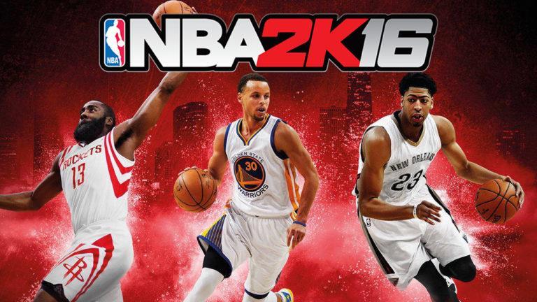 NBA 2K16 Mobile Game Download