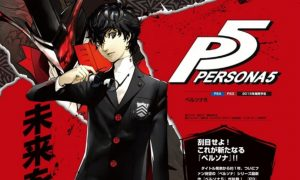 Persona 5 PC Latest Version Free Download