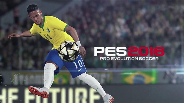 Pro Evolution Soccer 2016 PC Version Game Free Download