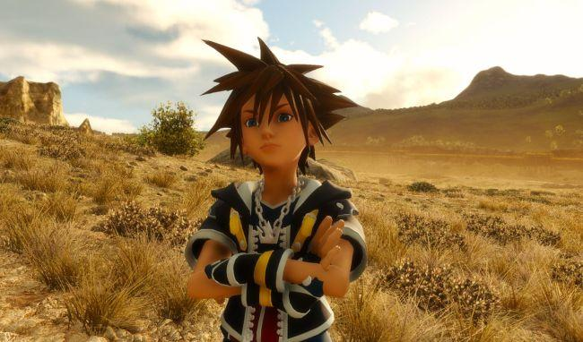 Kingdom Hearts PC Latest Version Game Free Download