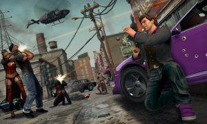 Saints Row The Third Mobile Game Download