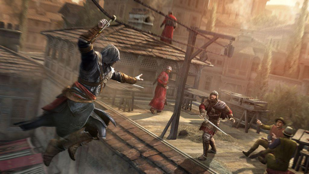 Assassin's Creed Revelations Version Full Mobile Game Free Download