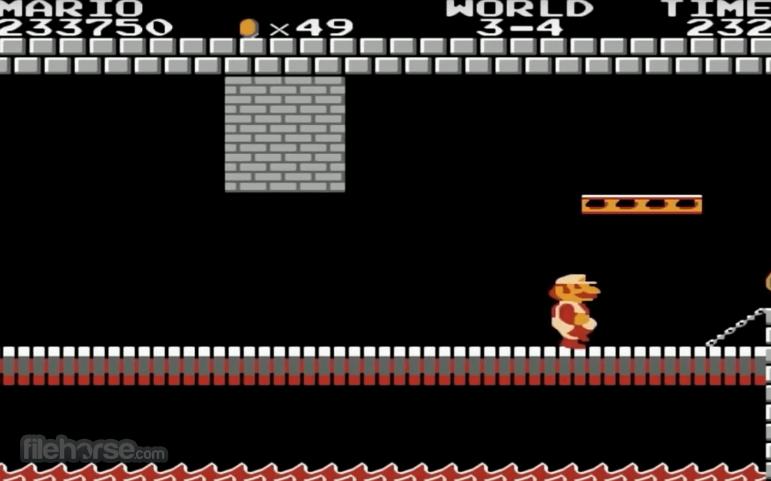 Old Super Mario Bros iOS/APK Full Version Free Download