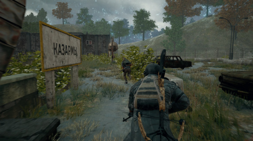 Playerunknown's Battlegrounds PC Version Full Game Free Download