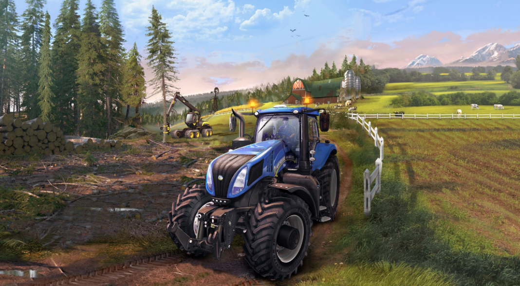 Farming Simulator 15 PC Version Game Free Download