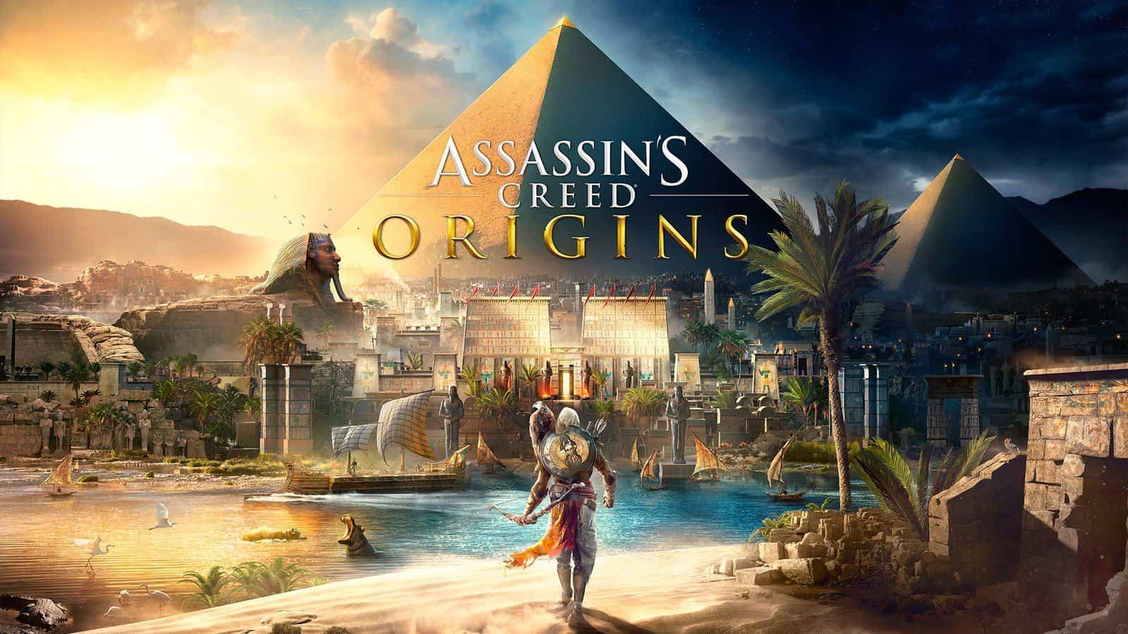 Assassin's Creed Origins iOS/APK Full Version Free Download