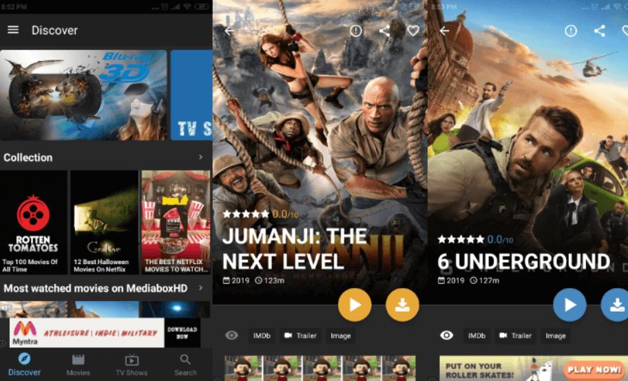 Mediabox Hd iOS/APK Version Full Game Free Download