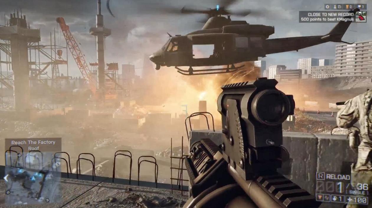 Battlefield 4 iOS/APK Version Full Game Free Download