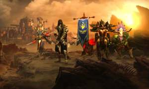 Diablo 3 iOS/APK Full Version Free Download