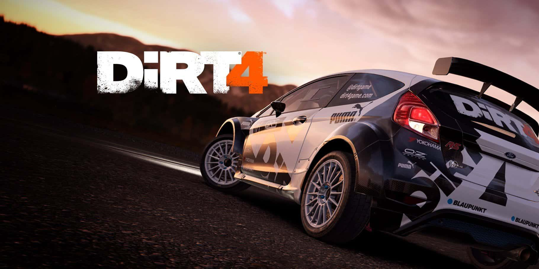 Dirt 4 Edition PC Game Free Download