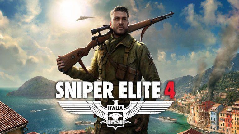 Sniper Elite 4 PC Game Download Full Version