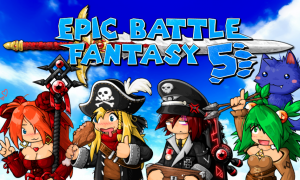 Epic Battle Fantasy 5 PC Version Full Game Free Download