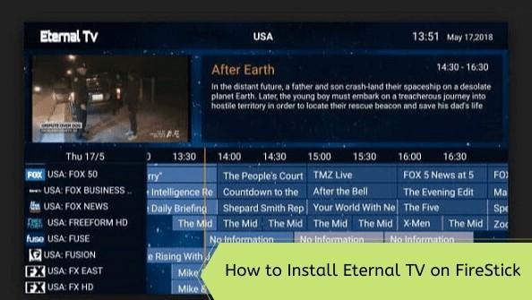 Eternal Tv Apk iOS Latest Version Free Download