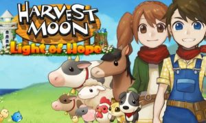 Harvest Moon: Light Of Hope v1.07 PC Version Game Free Download