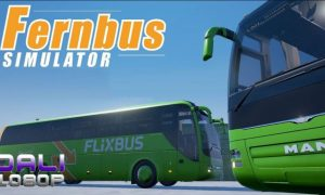 Fernbus Simulator PC Version Full Game Free Download