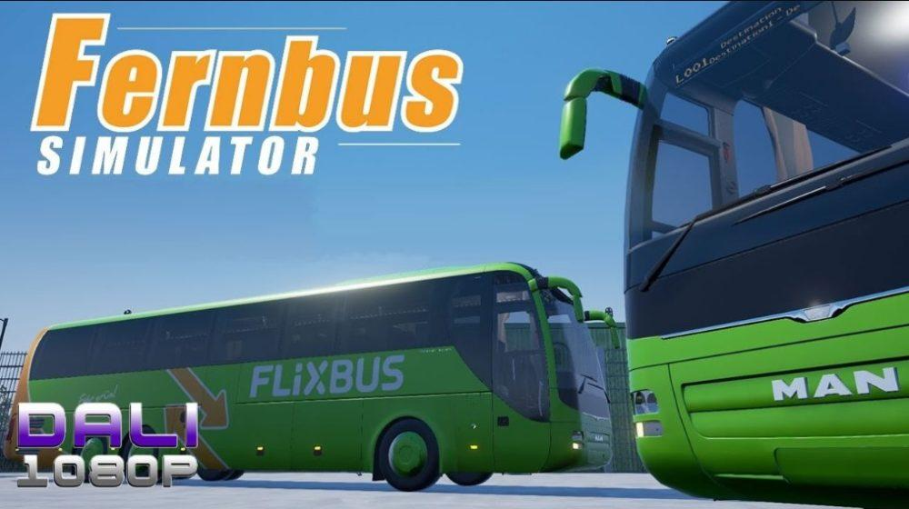 Fernbus Simulator PC Version Full Game Free Download