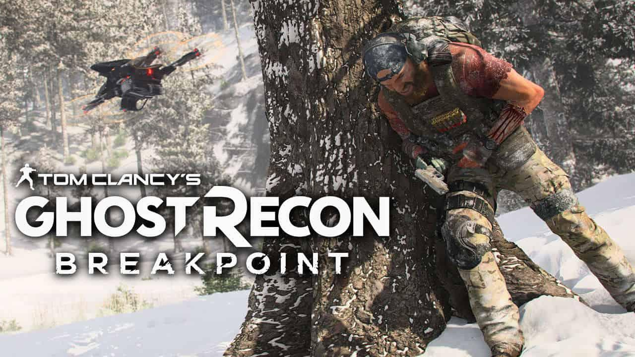 Tom Clancy's Ghost Recon Breakpoint PC Latest Version Game Free Download