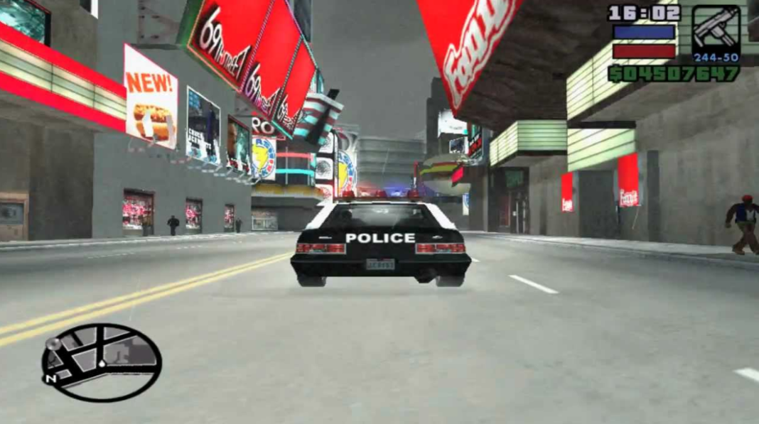 Gta Liberty City Stories PC Latest Version Game Free Download
