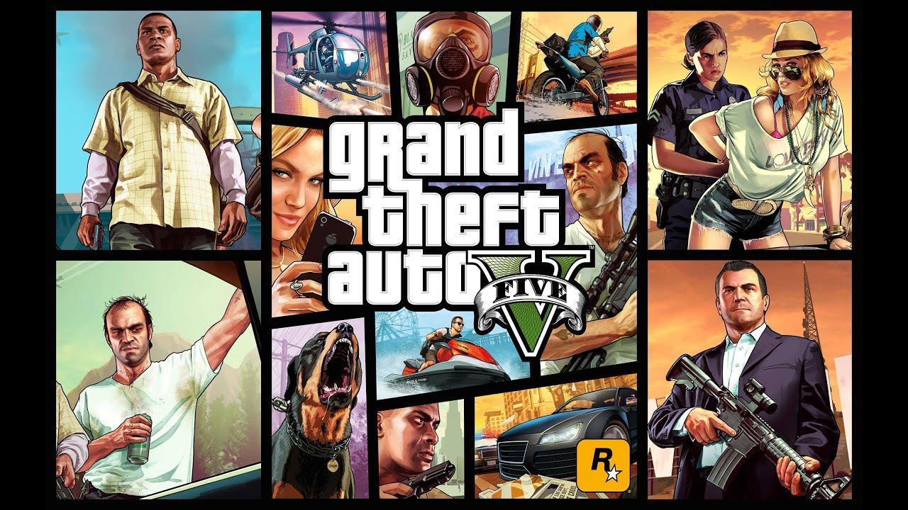 Grand Theft Auto V / GTA 5 PC Latest Version Free Download