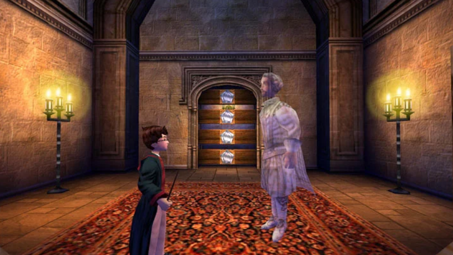 Harry Potter And The Chamber Of Secrets PC Version Full Game Free Download