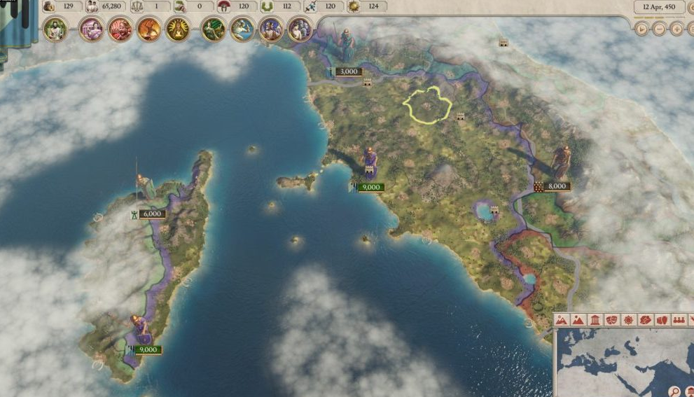 Imperator Rome Full Mobile Version Free Download