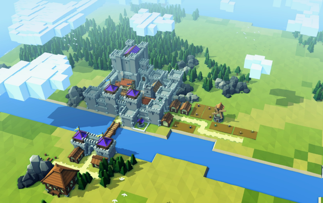 Kingdoms And Castles Alpha PC Version Game Free Download