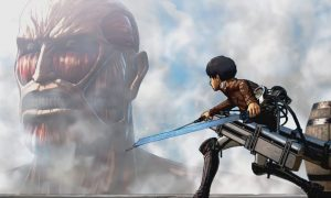 Attack on Titan Wings of Freedom PC Latest Version Game Free Download