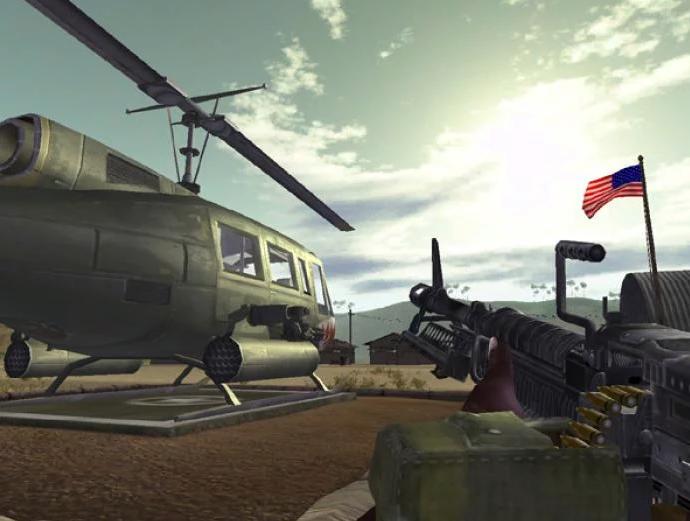 Battlefield Vietnam PC Version Full Game Free Download