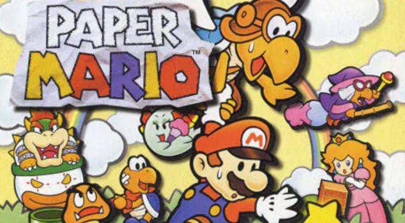 Paper Mario Pro Mode Full Mobile Version Free Download