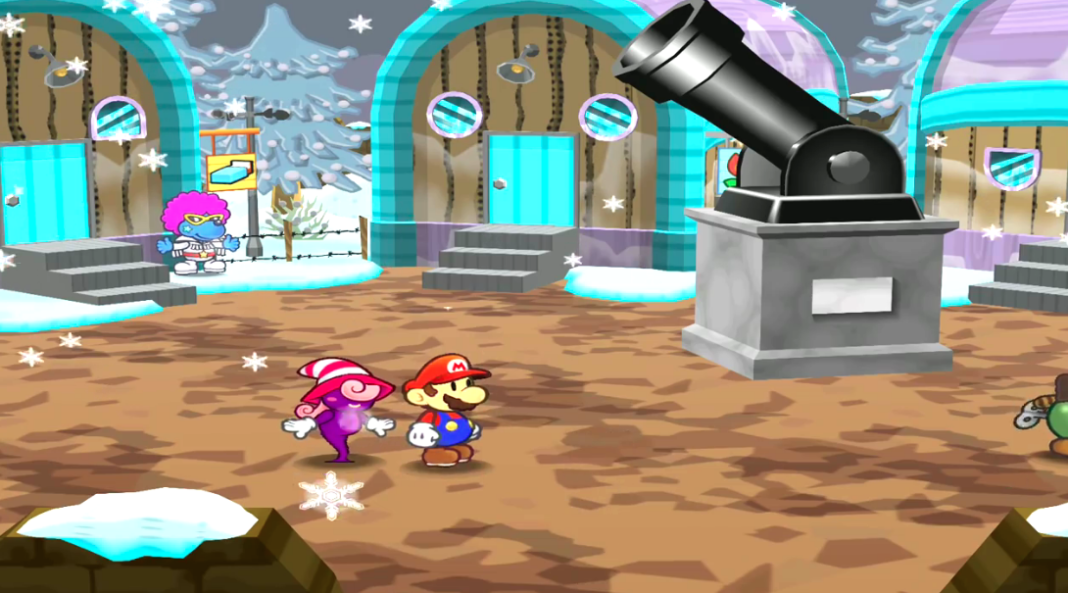 Paper Mario The Thousand Year Door iOS/APK Full Version Free Download
