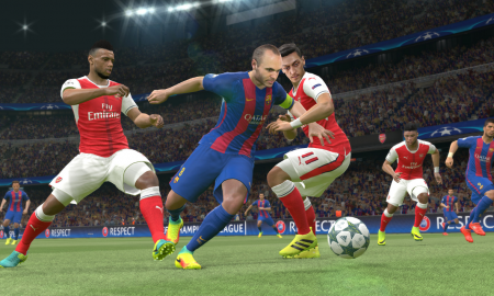 Pro Evolution Soccer 2017 PC Version Full Game Free Download
