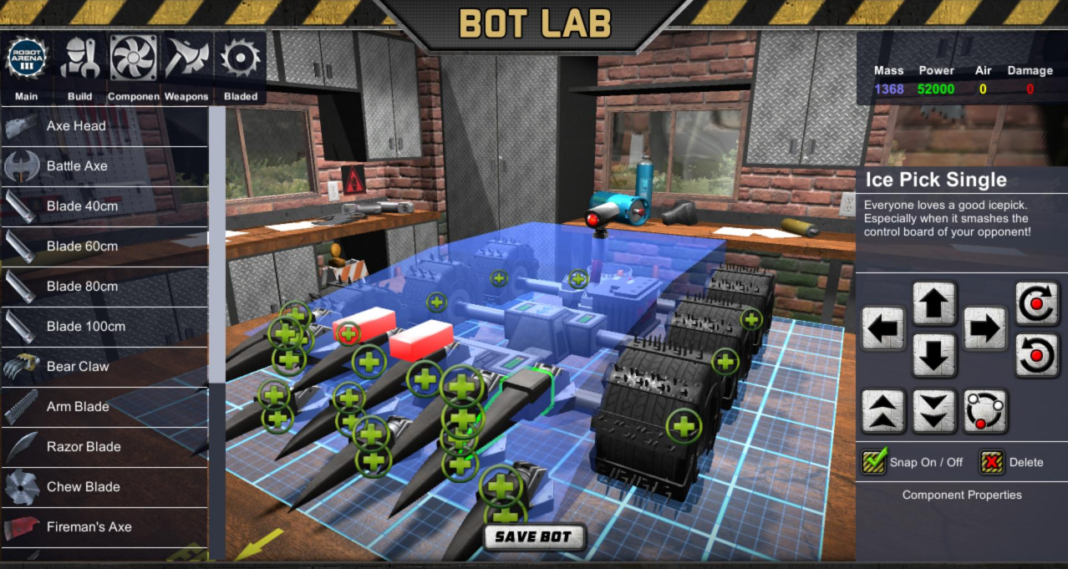 Robot Arena 2 PC Latest Version Game Free Download