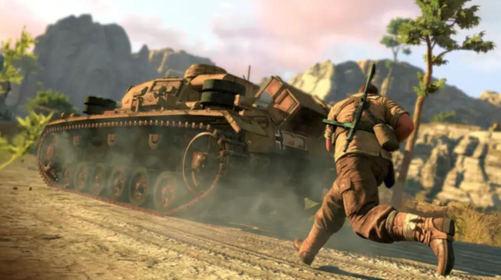 Sniper Elite 3 PC Latest Version Free Download