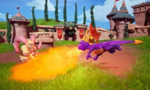 Spyro Reignited Trilogy Version Full Mobile Game Free Download