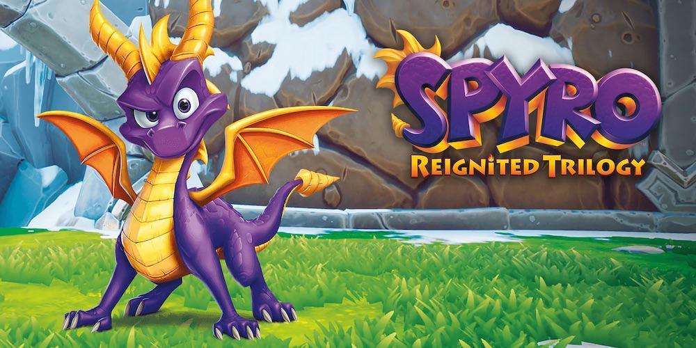 Spyro Reignited Trilogy PC Latest Version Free Download