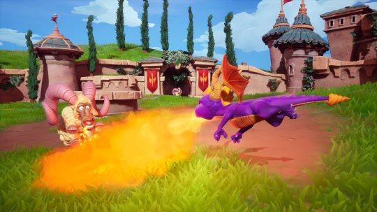 Spyro Reignited Trilogy Version Full Mobile Game Free Download