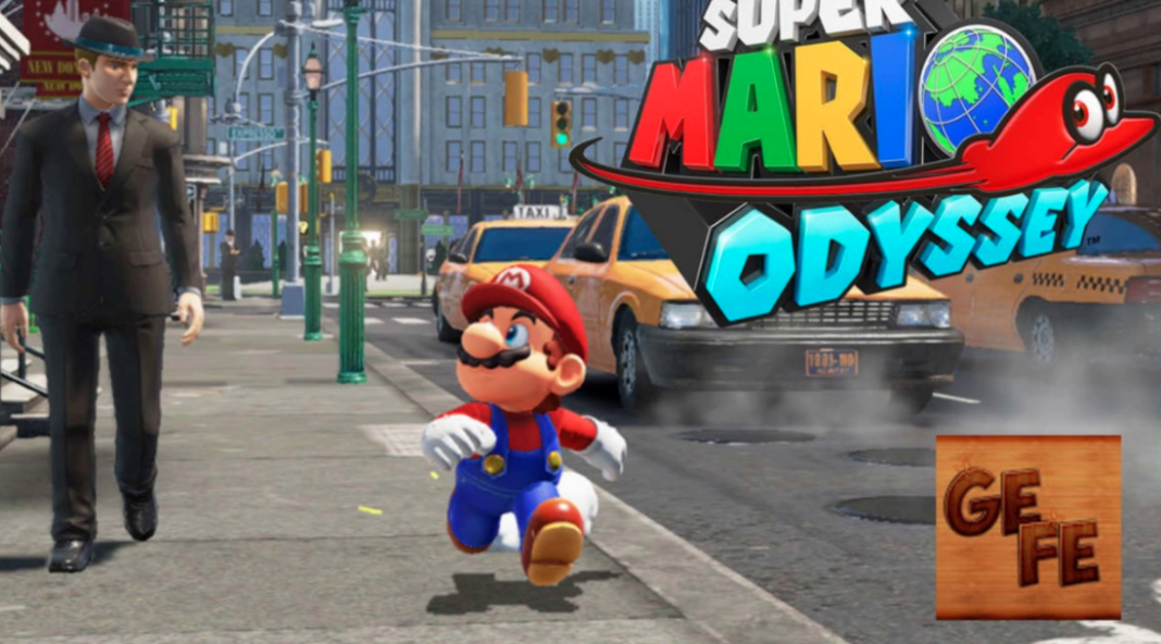 Super Mario Odyssey Version Full Mobile Game Free Download