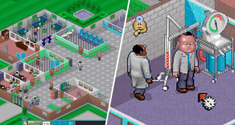 Theme Hospital PC Version Game Free Download