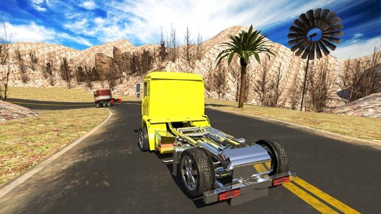 Truck Driver iOS/APK Version Full Game Free Download