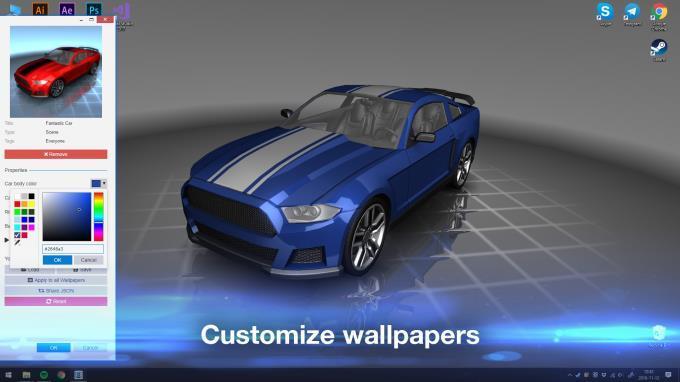 Wallpaper Engine iOS/APK Version Full Game Free Download