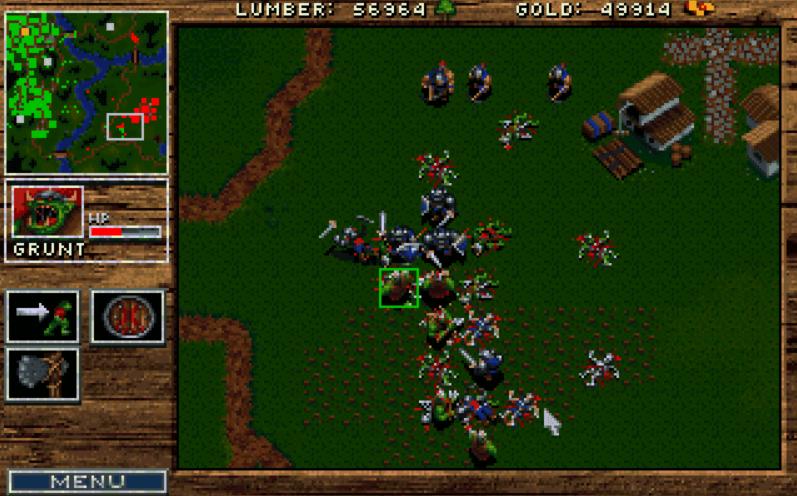 Warcraft Orcs iOS/APK Full Version Free Download