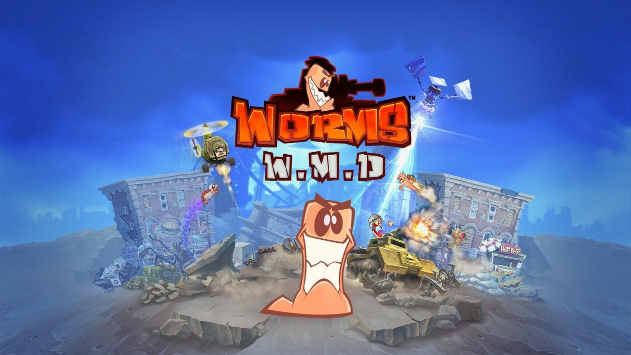 Worms WMD Version Full Mobile Game Free Download