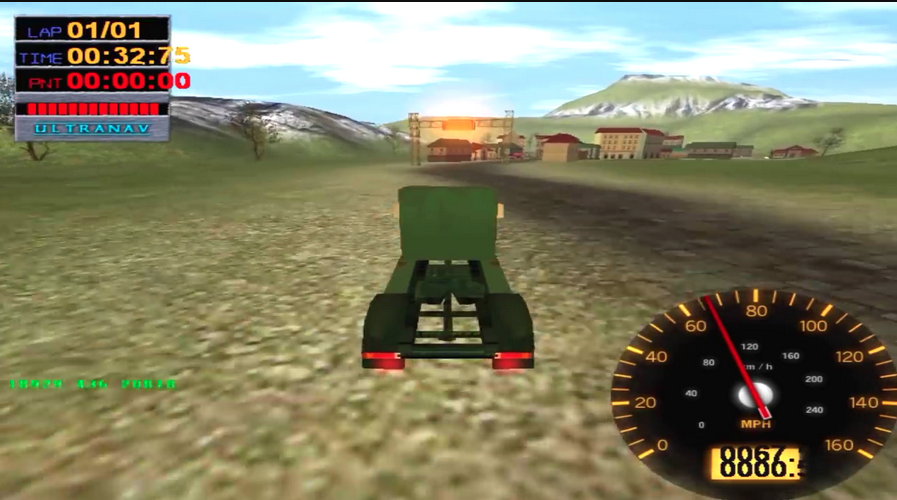 Big Rigs Over The Road Racing PC Game Free Download