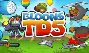 Bloons TD 5 PC Latest Version Game Free Download