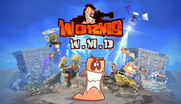 Worms W.M.D PC Latest Version Free Download